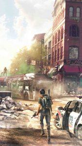 The Division 2 2019 Gameplay 4K Ultra HD Mobile Wallpaper