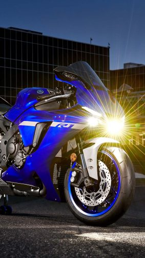 Yamaha YZF R1 2020 4K Ultra HD Mobile Wallpaper
