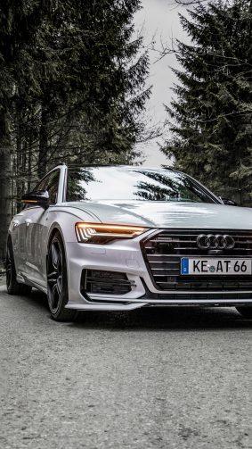 Abt Audi A6 TDI Avant 2019 4K Ultra HD Mobile Wallpaper