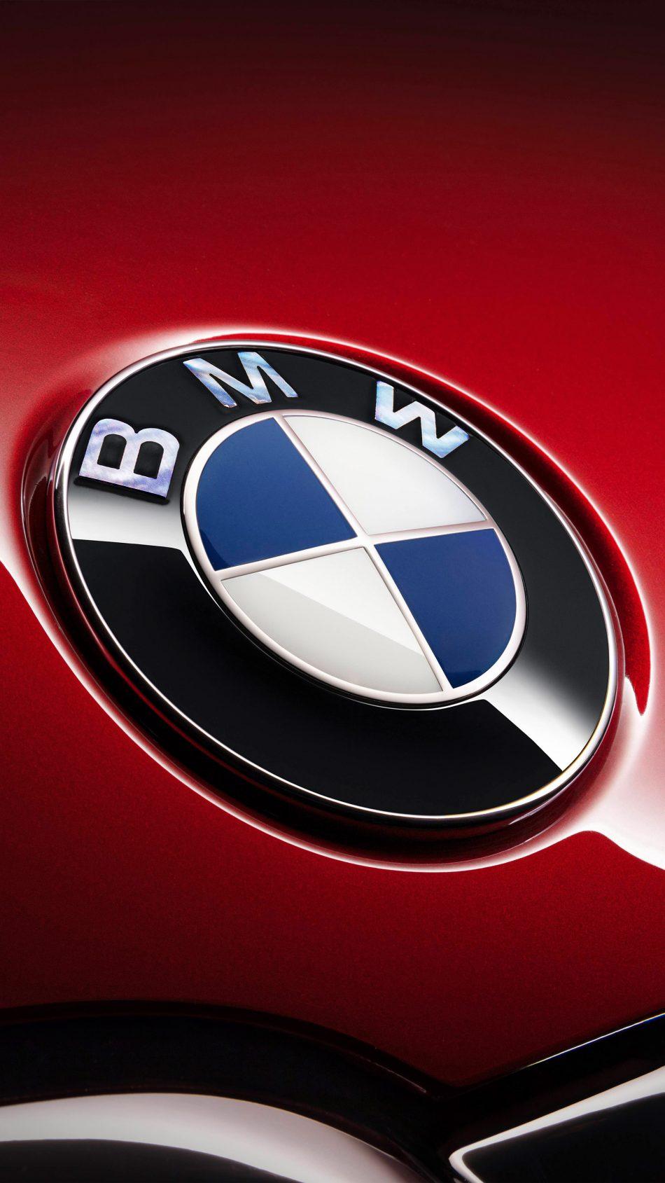 Bmw 7 Series Logo 4k Ultra Hd Mobile Wallpaper
