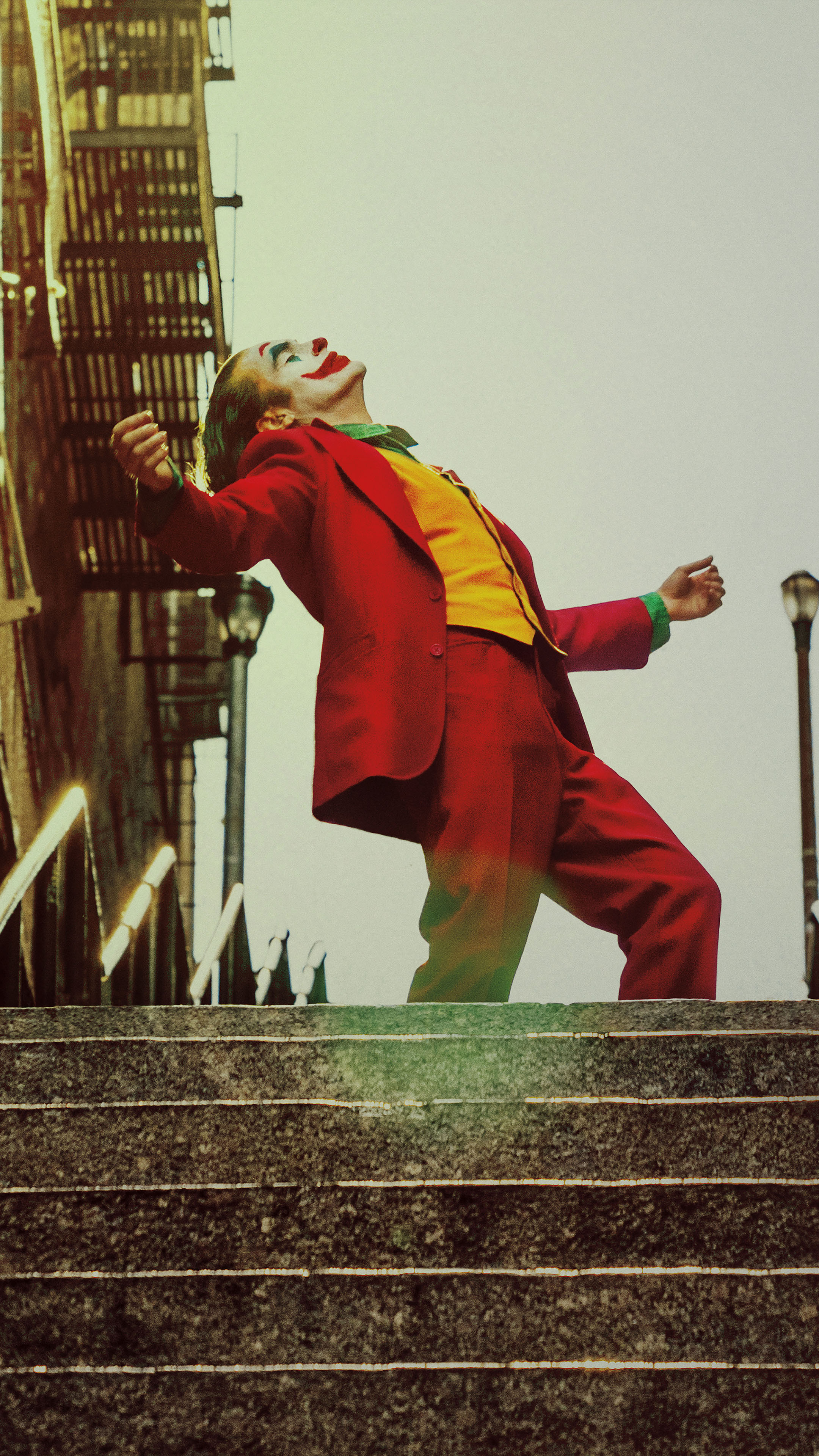 Joker 2019 Free 4k Ultra Hd Mobile Wallpaper