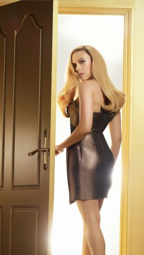 Scarlett Johansson For Lux Campaign 2019 4K Ultra HD Mobile Wallpaper