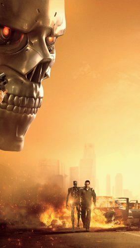 Terminator Dark Fate 2019 4K Ultra HD Mobile Wallpaper