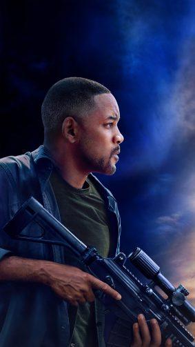 Will Smith In Gemini Man 2019 4K Ultra HD Mobile Wallpaper