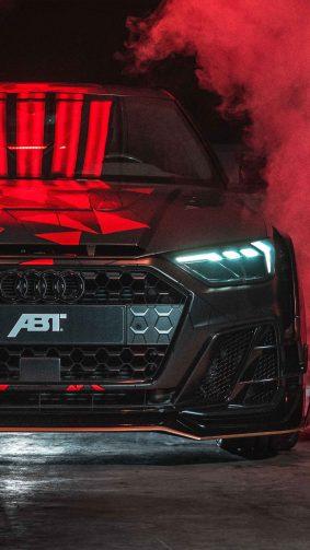 Audi A1 ABT Sportsline 2019 4K Ultra HD Mobile Wallpaper