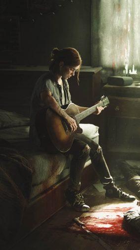 Ellie The Last of Us II 4K Ultra HD Mobile Wallpaper