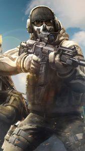 Gun Battlefield Call of Duty Mobile 4K Ultra HD Mobile Wallpaper