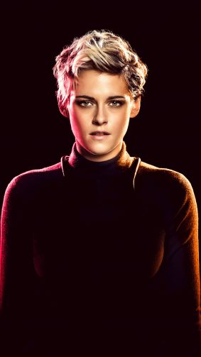 Kristen Stewart As Sabina Wilson In Charlie's Angels 2019 4K Ultra HD Mobile Wallpaper
