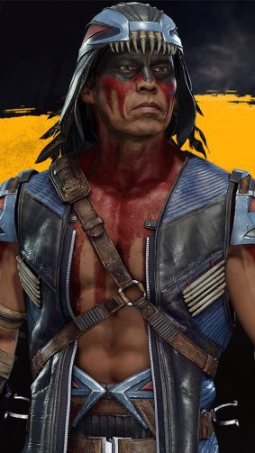 Nightwolf Mortal Kombat 11 4K Ultra HD Mobile Wallpaper