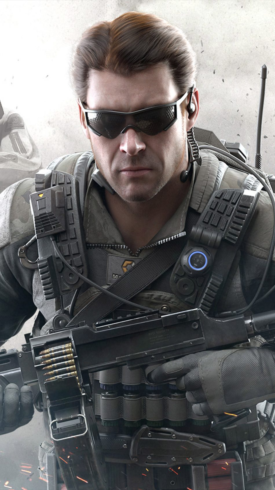 Soldier Call Of Duty Mobile 4k Ultra Hd Mobile Wallpaper