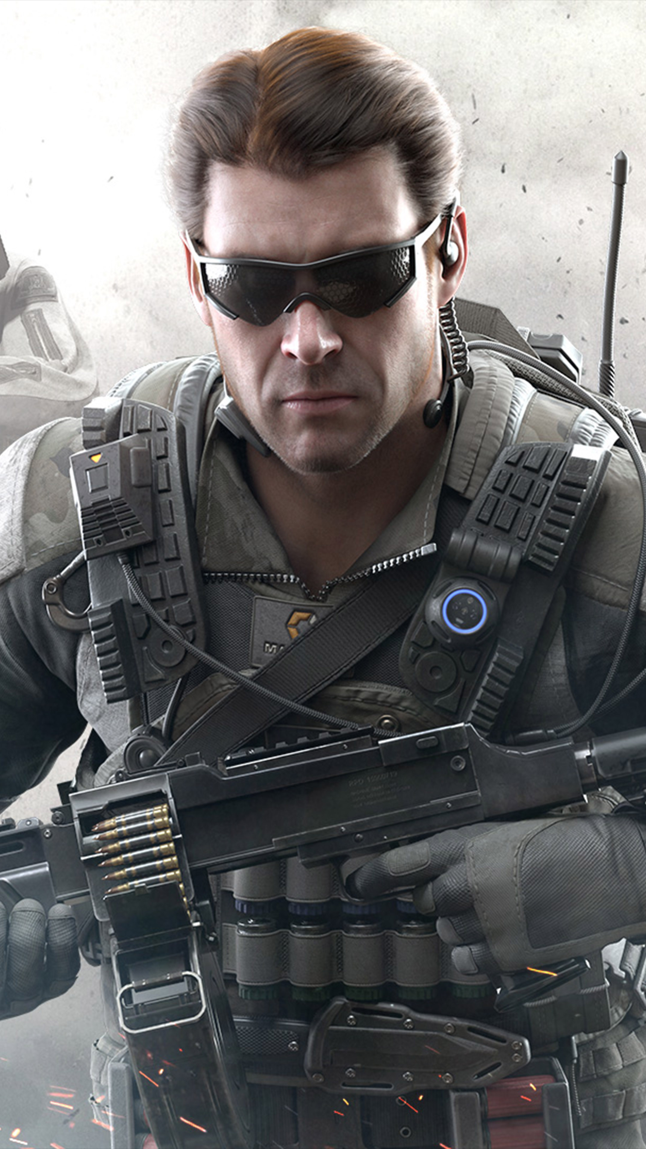 Soldier Call of Duty Mobile Free 4K Ultra HD Mobile Wallpaper