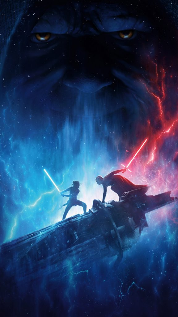 Download Star Wars The Rise Of Skywalker 2019 Free Pure 4k