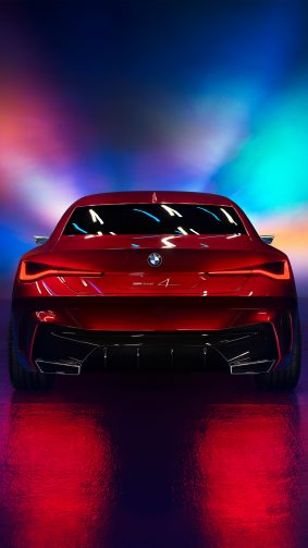 BMW Concept 4 2019 4K Ultra HD Mobile Wallpaper