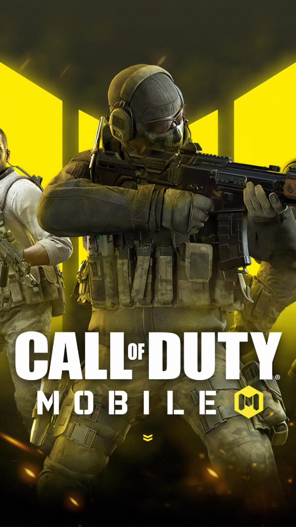 call of duty mobile wallpaper hd