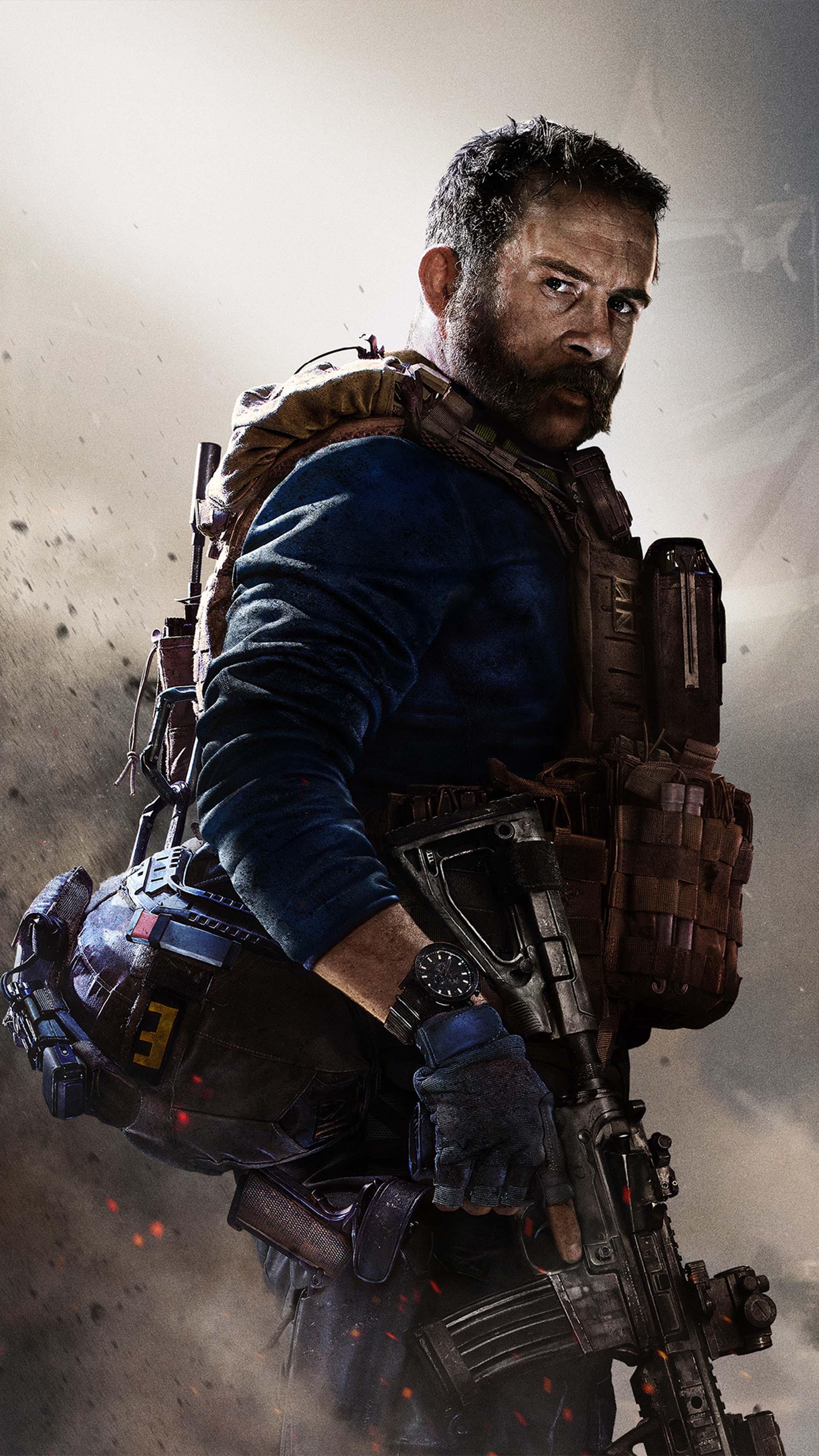 Call Of Duty Modern Warfare Free 4k Ultra Hd Mobile Wallpaper