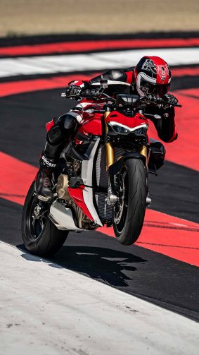 Ducati Streetfighter V4 2020 4K Ultra HD Mobile Wallpaper