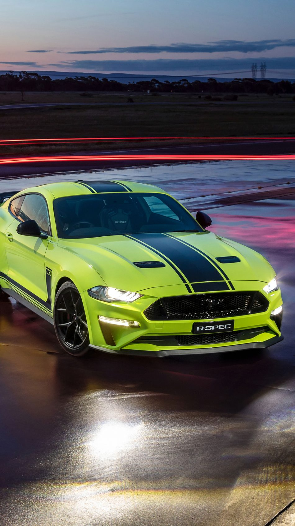 Ford Mustang GT Fastback R-SPEC 2019 4K Ultra HD Mobile Wallpaper