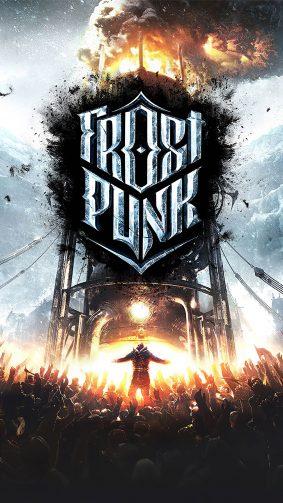 Frostpunk Playstation PC Game 2019 4K Ultra HD Mobile Wallpaper