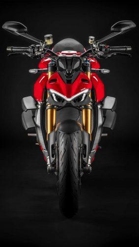 Ducati Streetfighter V4 2020 4K Ultra HD Mobile Wallpaper