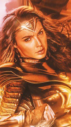Gal Gadot Wonder Woman 1984 Movie 4K Ultra HD Mobile Wallpaper