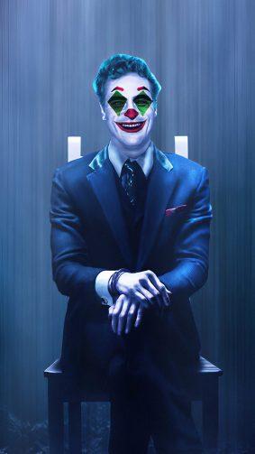 Joker Artwork 4K Ultra HD Mobile Wallpaper