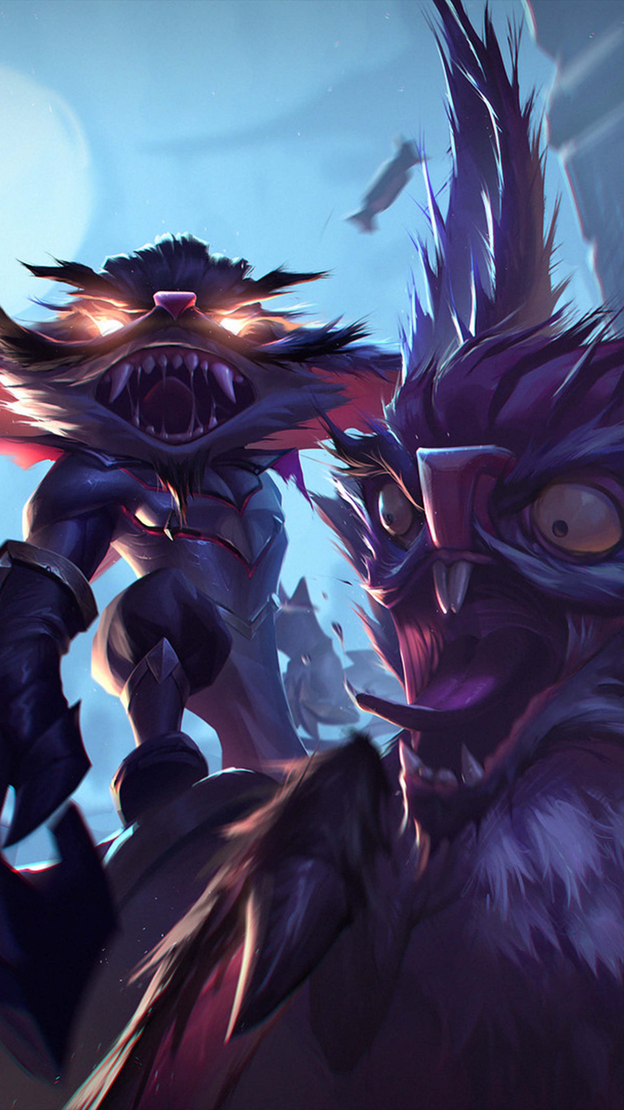 Kled League Of Legends Free 4k Ultra Hd Mobile Wallpaper