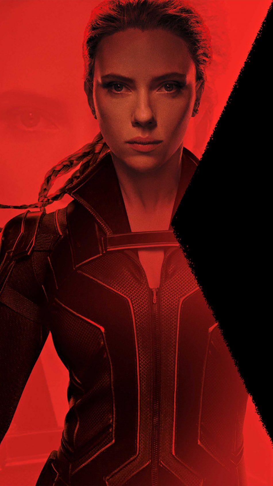 Scarlett Johansson Black Widow 2020 4K Ultra HD Mobile Wallpaper