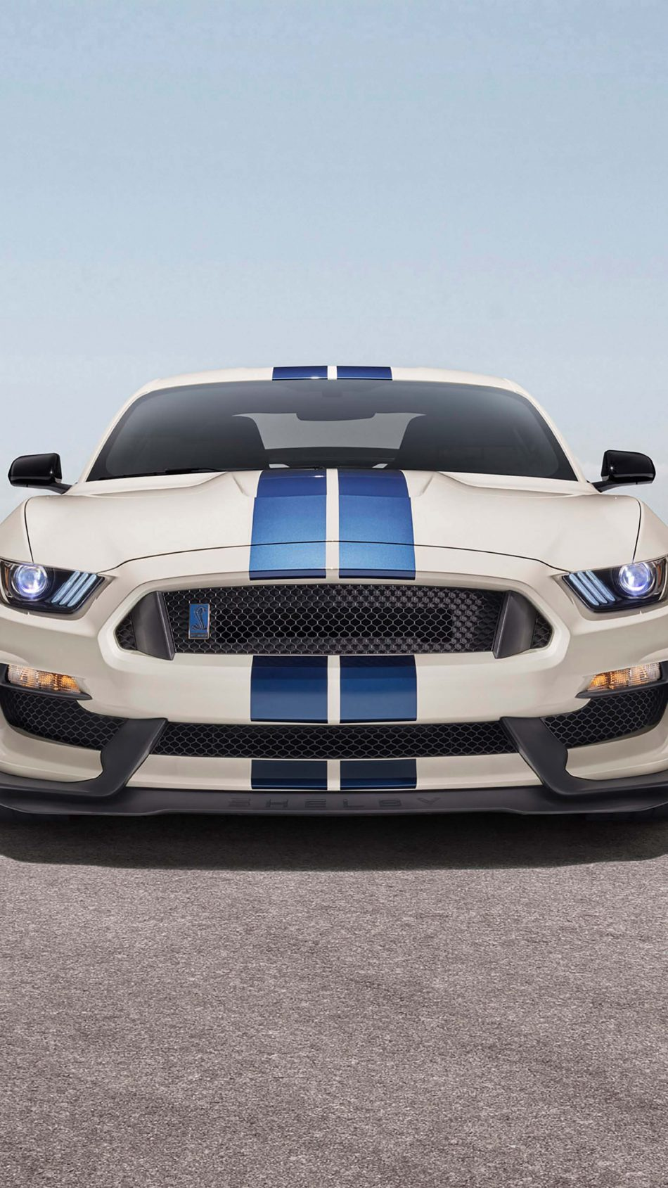 Shelby GT350 Heritage Edition 2020 4K Ultra HD Mobile Wallpaper
