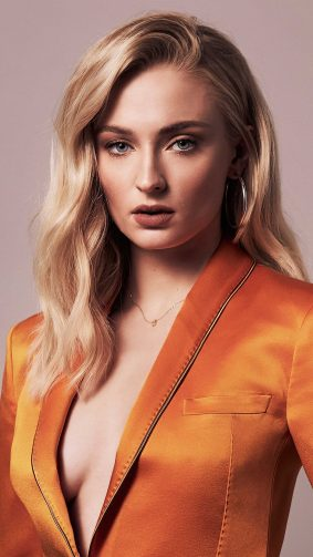 Sophie Turner 2020 4K Ultra HD Mobile Wallpaper