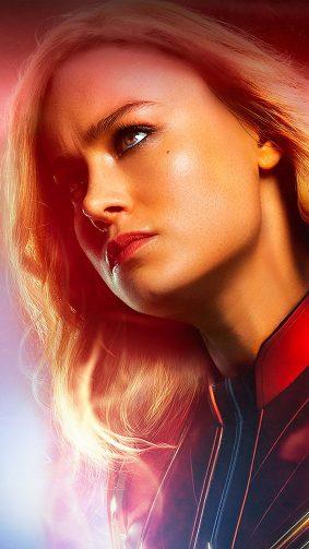 Captain Marvel 2020 4K Ultra HD Mobile Wallpaper