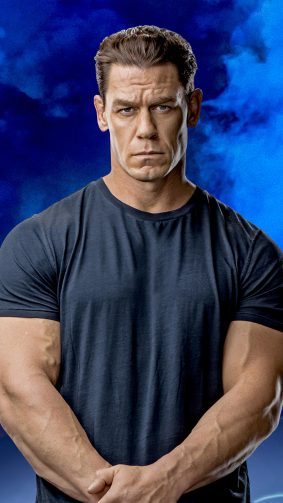 John Cena In F9 The Fast Saga 4K Ultra HD Mobile Wallpaper