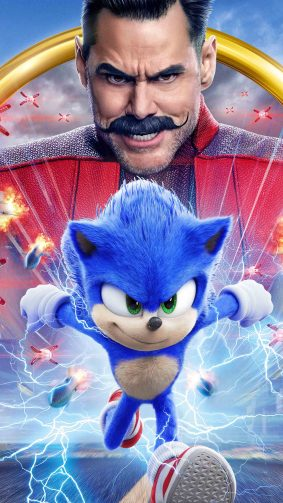 Sonic The Hedgehog 2020 4K Ultra HD Mobile Wallpaper