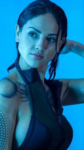 Eiza Gonzalez In Bloodshot 2020 4K Ultra HD Mobile Wallpaper