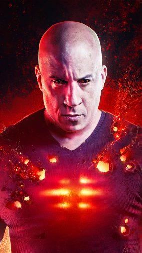 Vin Diesel In Bloodshot 2020 4K Ultra HD Mobile Wallpaper