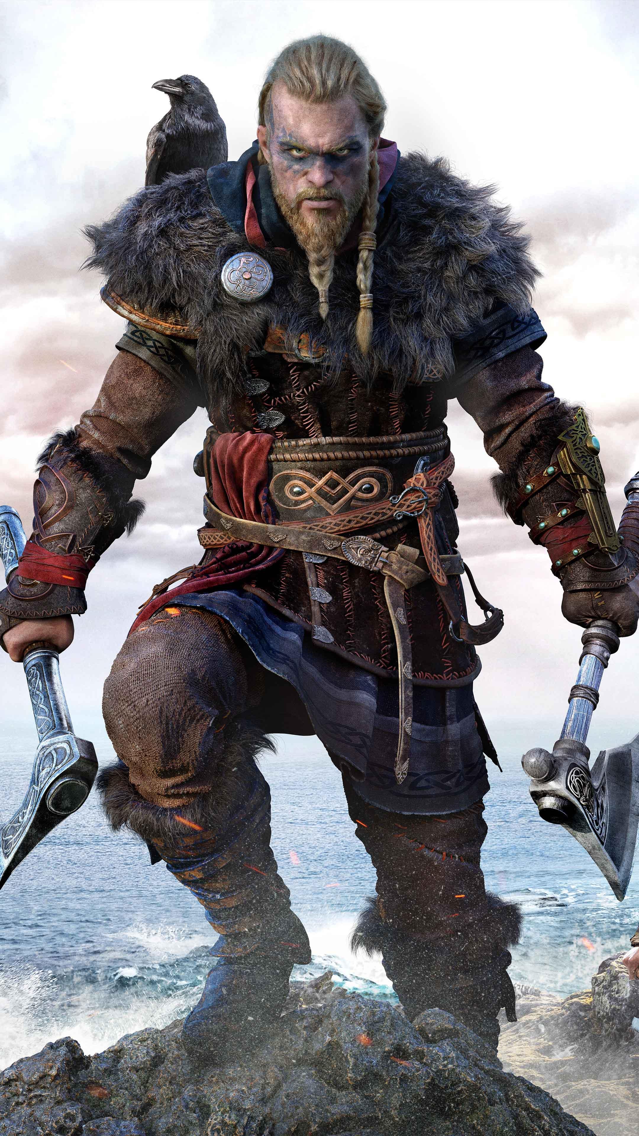 Assassin S Creed Valhalla 2020 4k Ultra Hd Mobile Wallpaper