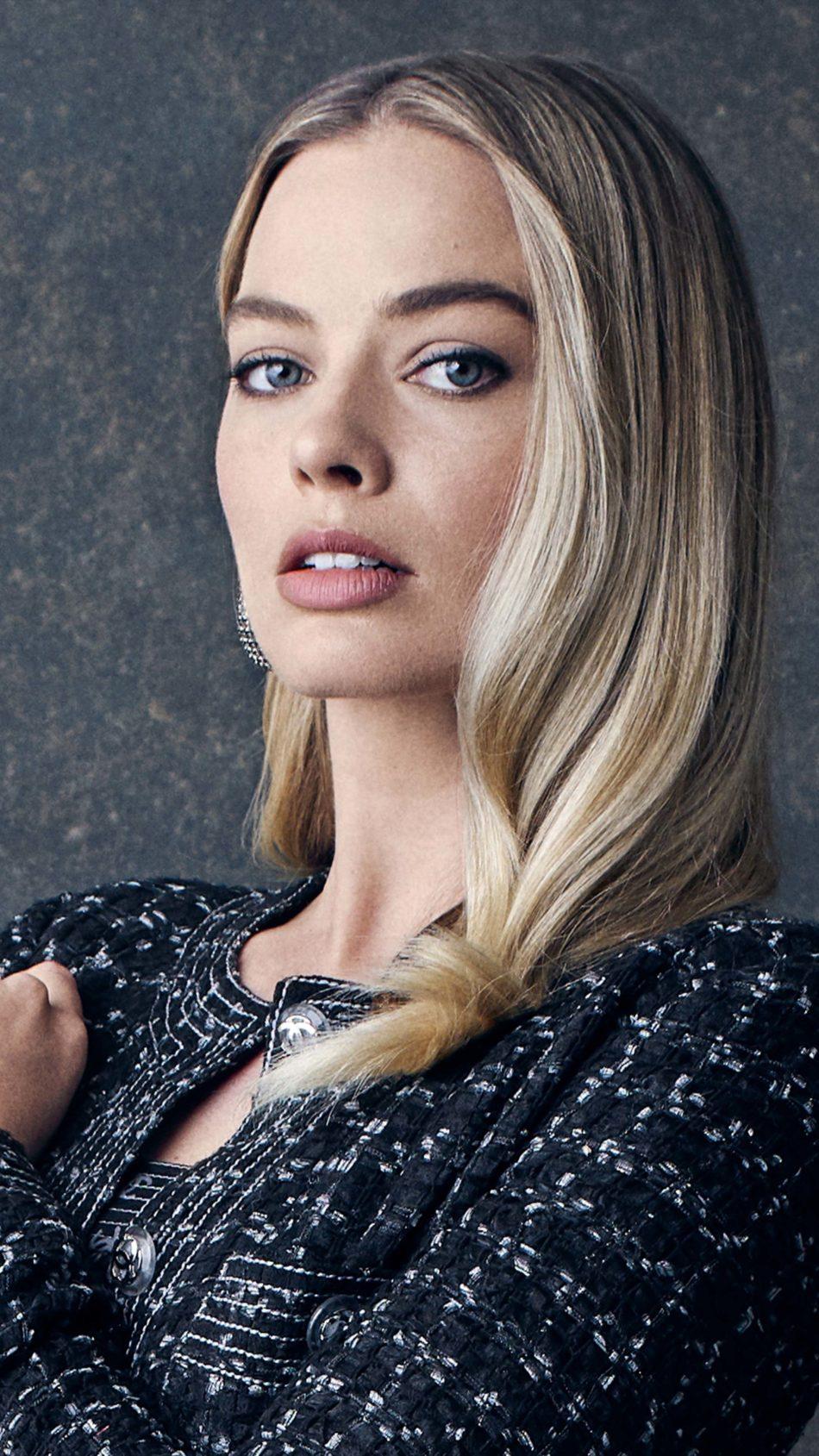 Australian Actress Margot Robbie 2020 4K Ultra HD Mobile Wallpaper