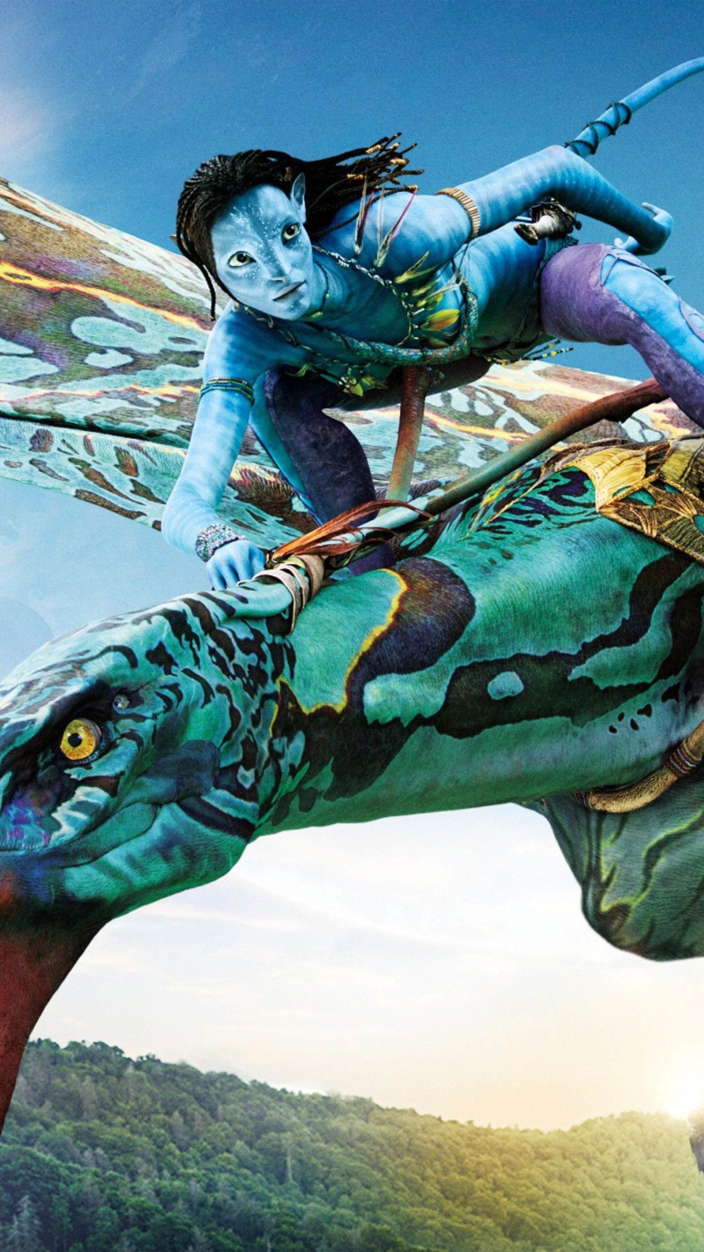 Avatar 2 4K Ultra HD Mobile Wallpaper