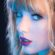 Beautiful Taylor Swift Blue Neon 4K Ultra HD Mobile Wallpaper