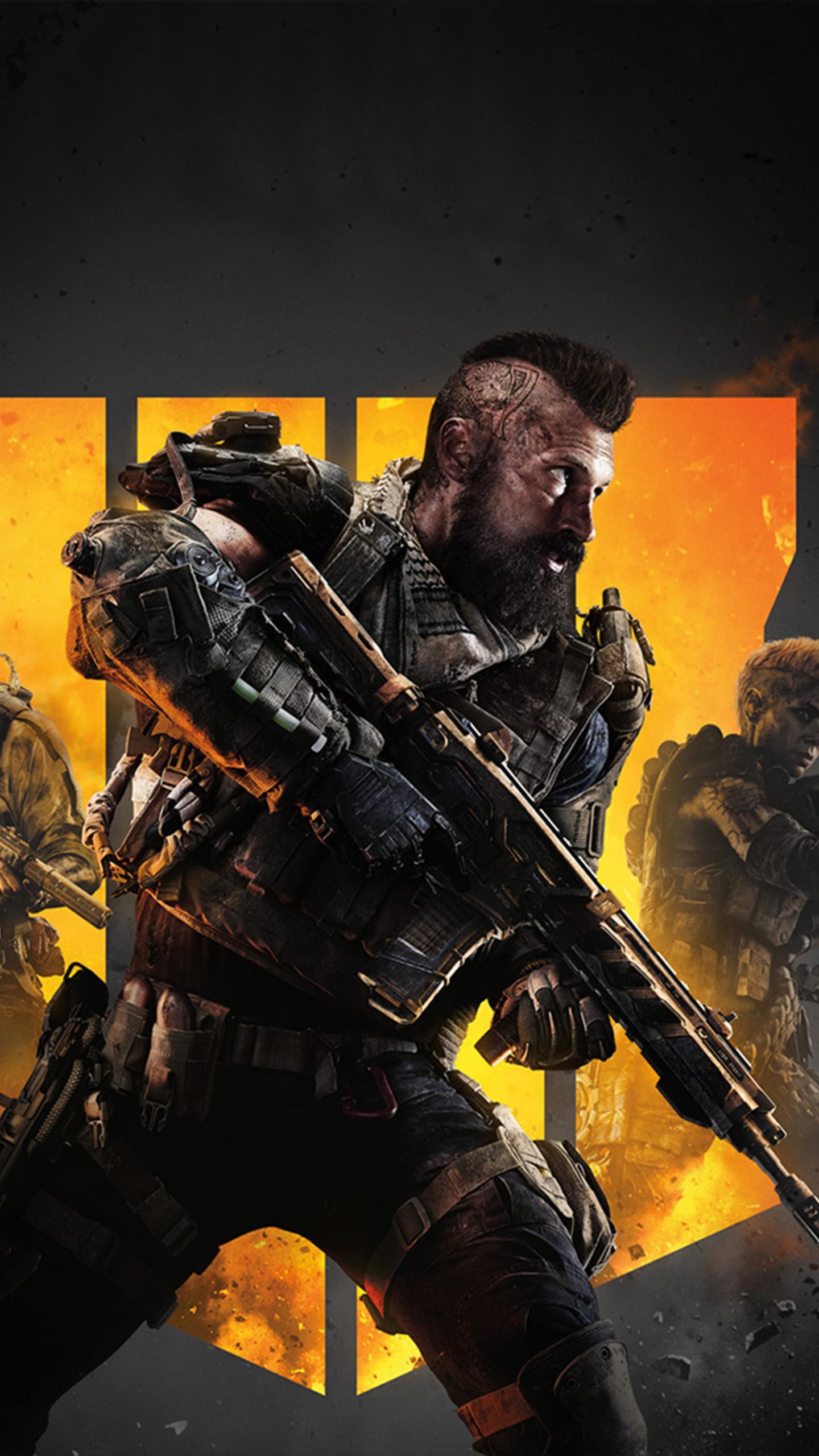 Call Of Duty Black Ops 4 4k Ultra Hd Mobile Wallpaper