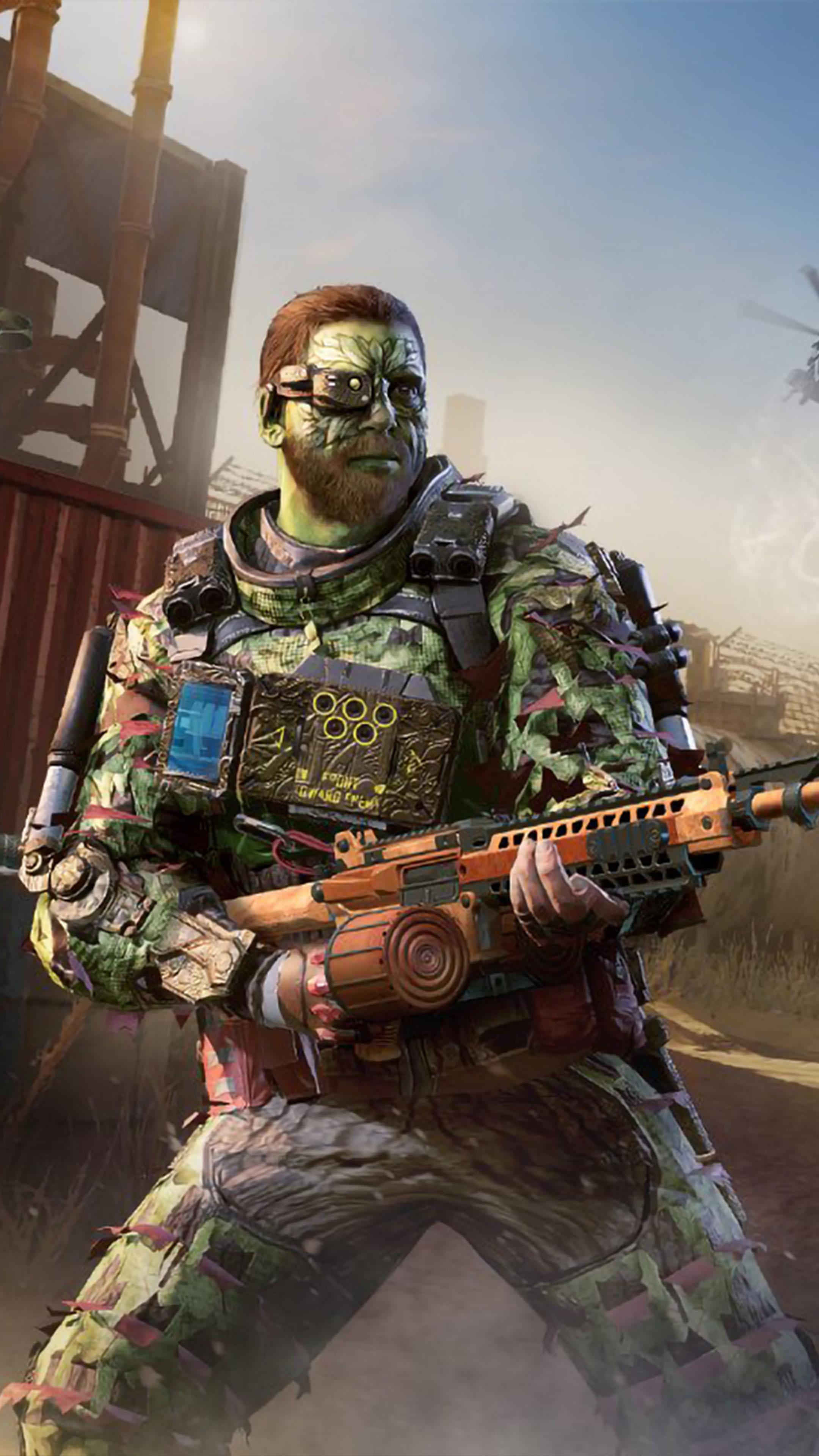 Call of Duty Mobile Season 6 Rust Free 4K Ultra HD Mobile