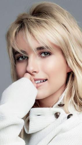 Emma Roberts 2020 4K Ultra HD Mobile Wallpaper