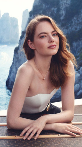 Emma Stone 2020 4K Ultra HD Mobile Wallpaper