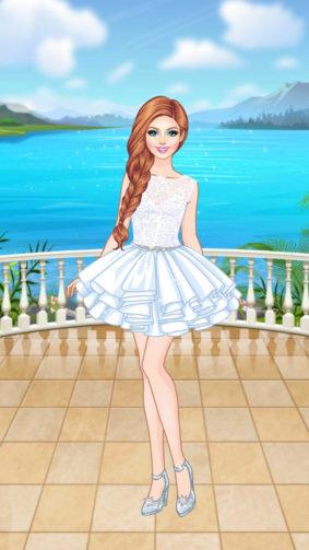 Fairy Girl Skirt 4K Ultra HD Mobile Wallpaper