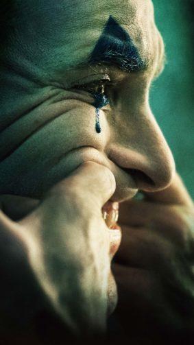 Joaquin Phoenix Joker Cry 4K Ultra HD Mobile Wallpaper