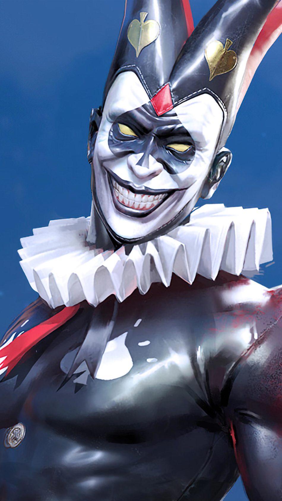 Joker Of Spades Pubg 4k Ultra Hd Mobile Wallpaper