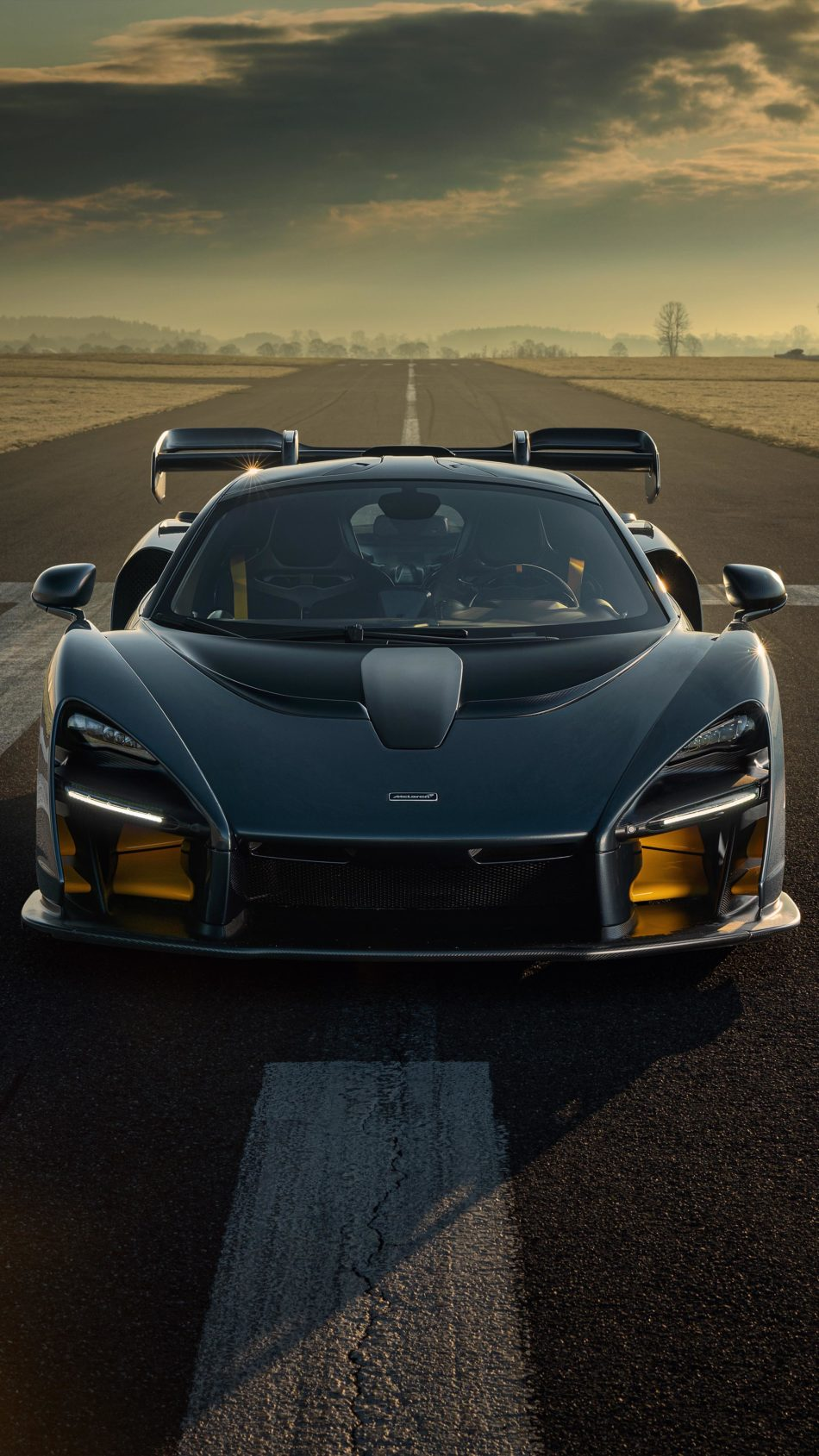 Novitec McLaren Senna 2020 4K Ultra HD Mobile Wallpaper