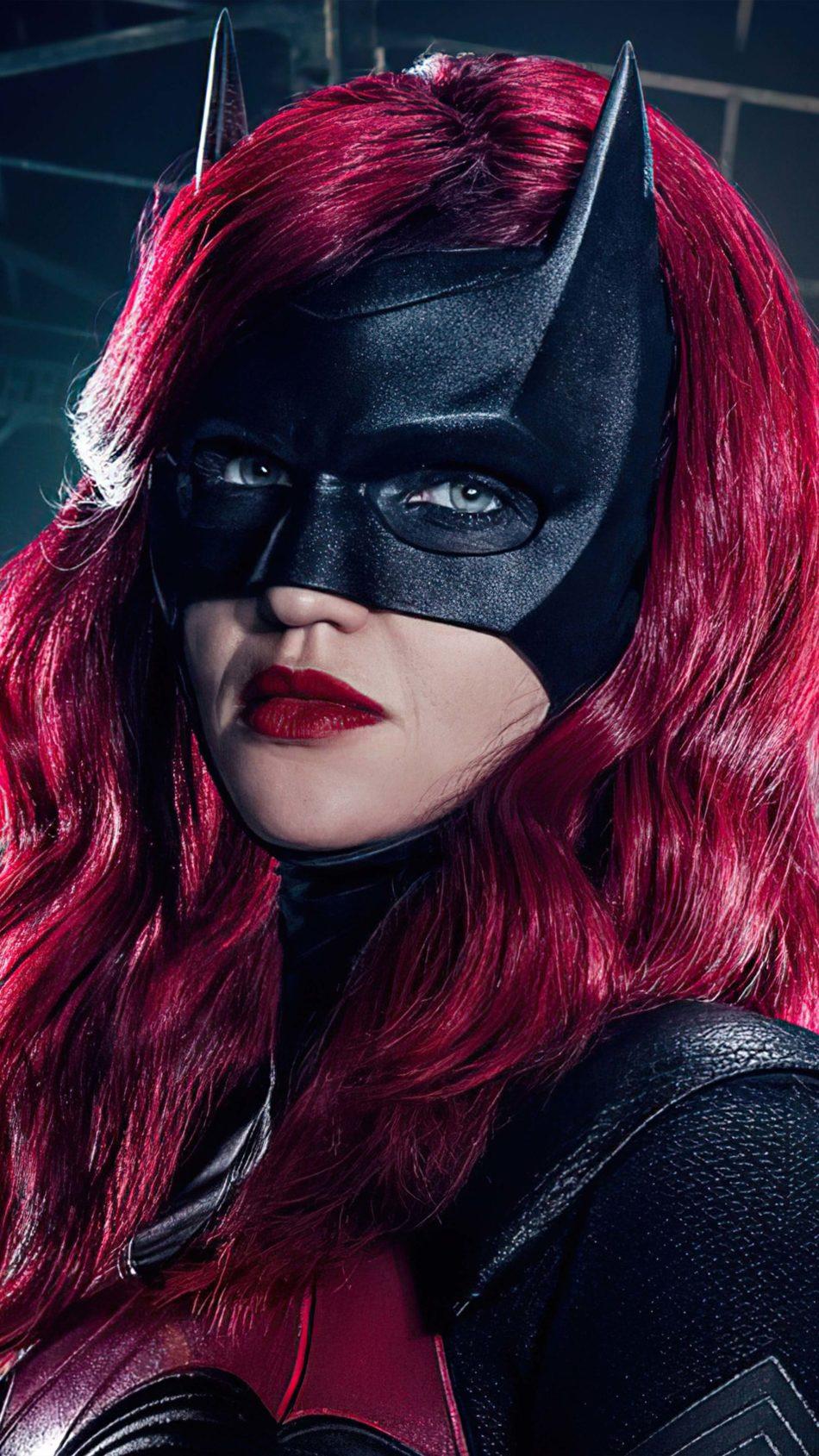 Ruby Rose In Batwoman 2020 4K Ultra HD Mobile Wallpaper