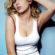 Scarlett Johansson In Hot White Dress 4K Ultra HD Mobile Wallpaper