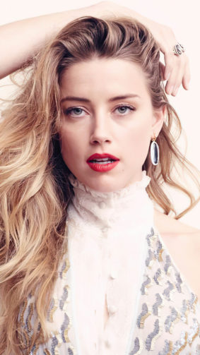 Amber Heard 2020 4K Ultra HD Mobile Wallpaper