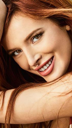 Bella Thorne Closeup Photoshoot 4K Ultra HD Mobile Wallpaper